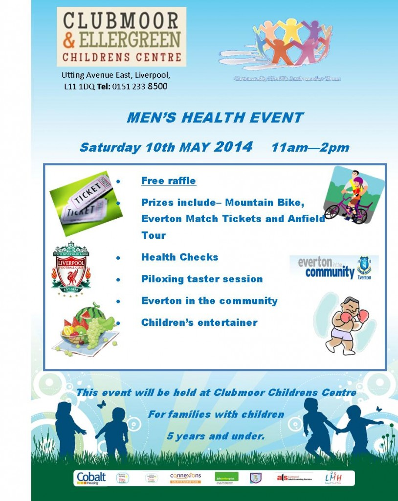 Health Event Flyer